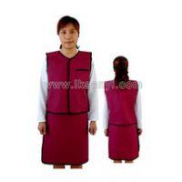 FA08防护套裙(分体单面无袖式)新型X射线防护产品用于防护同位素射线,保护员工的身体健康。