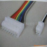 供应3.96连接线、(图)1007*22AWG*150MM总长VH3.96端子线2P..