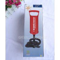 高质量充气筒手动充气泵 打气泵 充气床 充气沙发 橡皮艇专用