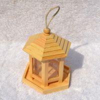 木质工艺品创意小房子摆件木雕工艺品定制 拍照道具展示品批发