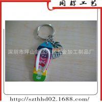 工厂供应手机挂件 韩版创意手机挂件 PVC手机吊饰 金属挂件定做