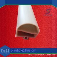 【来图来样加工】PVC挤出塑料型材 挤出挤塑加工 PVC型材加工定制