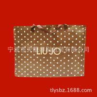 宁波厂家定做无纺布袋 腹膜手提袋 环保袋 免费设计