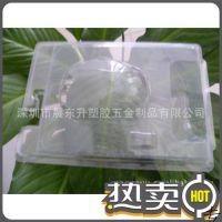 深圳厂家直销优质PET环保吸塑 PVC透明吸塑盘 PP盒订做加工