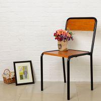 欧式铁艺餐厅咖啡厅餐椅 实木酒店椅子 创意电脑椅办公会议椅批发