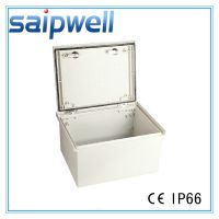 siapwell玻璃钢箱 多媒体箱 防水箱 电表箱500*400*200