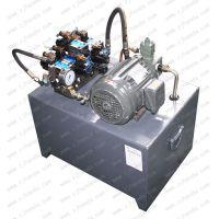 自动仪表车床液压系统 专业开发液压设计制作 定制非标液压站
