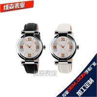 生产供应速卖通EBAY热卖皮带手表,个性皮带女款批发手表订做