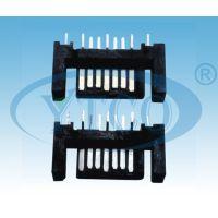 优质欧美品质研拓SATA连接器180°插板型