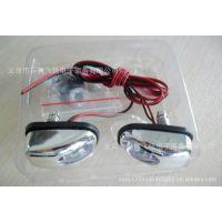 专厂生产车用LED灯 汽车喷水灯 LED车灯 装饰灯 车载喷水灯