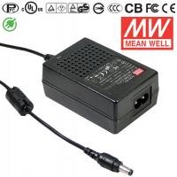 GS18B07-P1J 18W 7.5V2A 输出绿色能源明纬电源适配器
