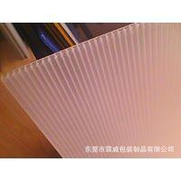 厂家销售 中空塑料板材 中空瓦楞塑料板 厦门透明中空板
