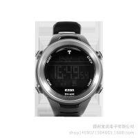 EZON宜准电子表男士运动户外手表自动校时电波表厂家直销