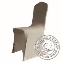 厂家直售批发 设计地中海富贵高档酒店餐厅白色椅子套