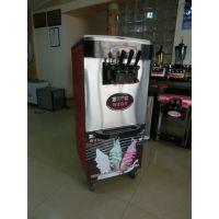 黑龙江哈尔滨万紫千红冰淇淋机器免费加盟包教技术