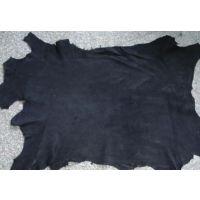供应供应羊皮绒面服装革(颜色和厚度可定做)13722890734