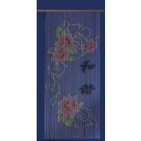 厂家设计批发零售珠帘、门帘、水晶珠帘、编织图案珠帘