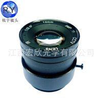"""上饶厂家直销300万高清红外数字网络摄像机镜头CS 1/2.5""""12MM"""