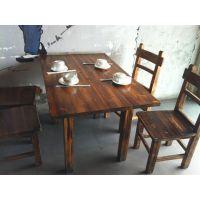 江西上饶厂家大量批发火锅桌、餐桌、碳化家具、炭烧火锅桌椅