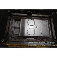 单相2表电表箱注塑模具