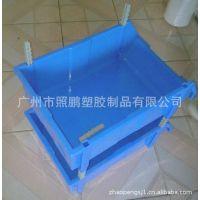 批发专业直销塑胶带插座 斜口零件盒子