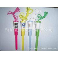 供应 话筒挂绳圆珠笔 麦克风造型笔 仿真话筒挂绳圆珠笔 广告笔