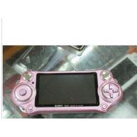 厂家供应超酷牛角PSP游戏机 4.3寸PSP MP5 FM/电子书/电视输出