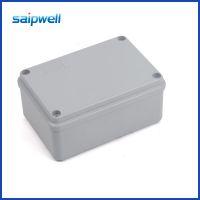 120*80*50端子接线防水盒 机场消防设备按钮接线盒 赛邦防水盒