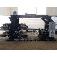 供应ZXH-C1200型四色无纺布印刷机
