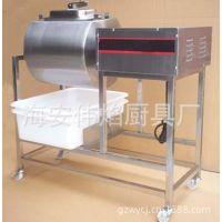 供应HX-900机械腌鸡翅机 不锈钢卤制机 腌腊肉机 肉类蔬菜腌制机