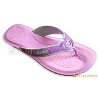 厂家批发 夏季新款女式凉拖 室外平底防滑凉拖鞋 女式沙滩人字拖