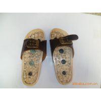木拖质鞋、按摩拖鞋、按摩凉拖鞋