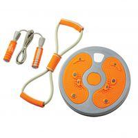 低价批发 攀能 健身器材3件套 PN-5143 家用便携式健身器材3件套