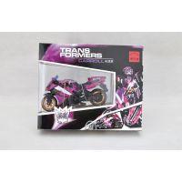 蒙巴迪正品 正版变形金刚玩具 卡洛尔摩托车 机器人 3301