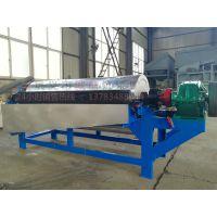 青海铁矿磁选干选设备铁尾矿回收机不同磁场选铁设备价格电议