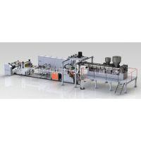 苏州金韦尔PVC透明软片生产线