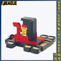 日本EAGLE鹰牌千斤顶|F-TL前后微调爪式千斤顶|黄石机械制造专用