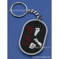 李小龙挂件、钥匙扣、pvc软胶