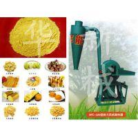 商用粉碎设备 自吸式玉米粉碎搅拌机 多功能饲料粉碎机