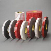 供应3M4920 白色VHB泡棉免钉胶带,进口3M4920双面胶、抗紫外线双面胶