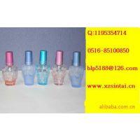 供应厂家直销香水玻璃 化妆品玻璃瓶 玻璃指甲油瓶 盖子