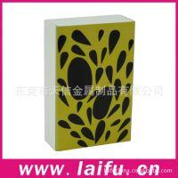 B837款20支装新款烟盒 可氧化多种颜色及定做logo  90*59*27mm