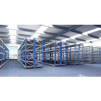 供应中型仓储货架 承重300-500KG 仓库货架 现货