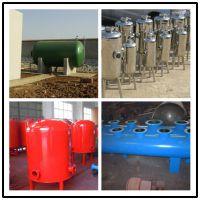定制集分水器 换热、制冷空调设备 集水器 不锈钢集水器