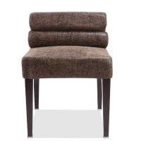 【专业定制】供应现代简约风格软包餐椅  西餐厅椅  咖啡厅椅子