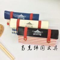 批发韩国文具蓝果创意马戏团派对-笔袋学习文具袋4380