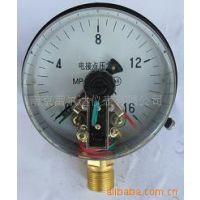 供应YXC-100HN63-400-B-G1/4电接点压力表(图)