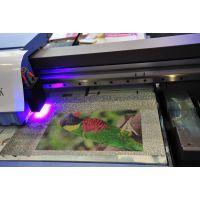 江苏南昌铝塑天花板uv万能平板打印机数码印刷浮雕彩绘一次成像促
