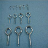 供应镀锌羊眼螺丝钩,羊眼,杯钩,吊钩,挂件
