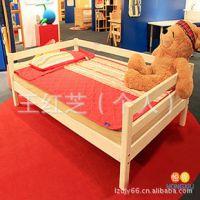 环保无漆 松木儿童床 童床实木 沙发床 单人床 儿童 家具